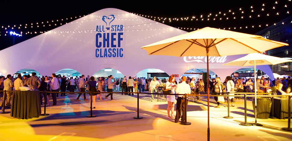 All Star Chef Classic Grand Tasting