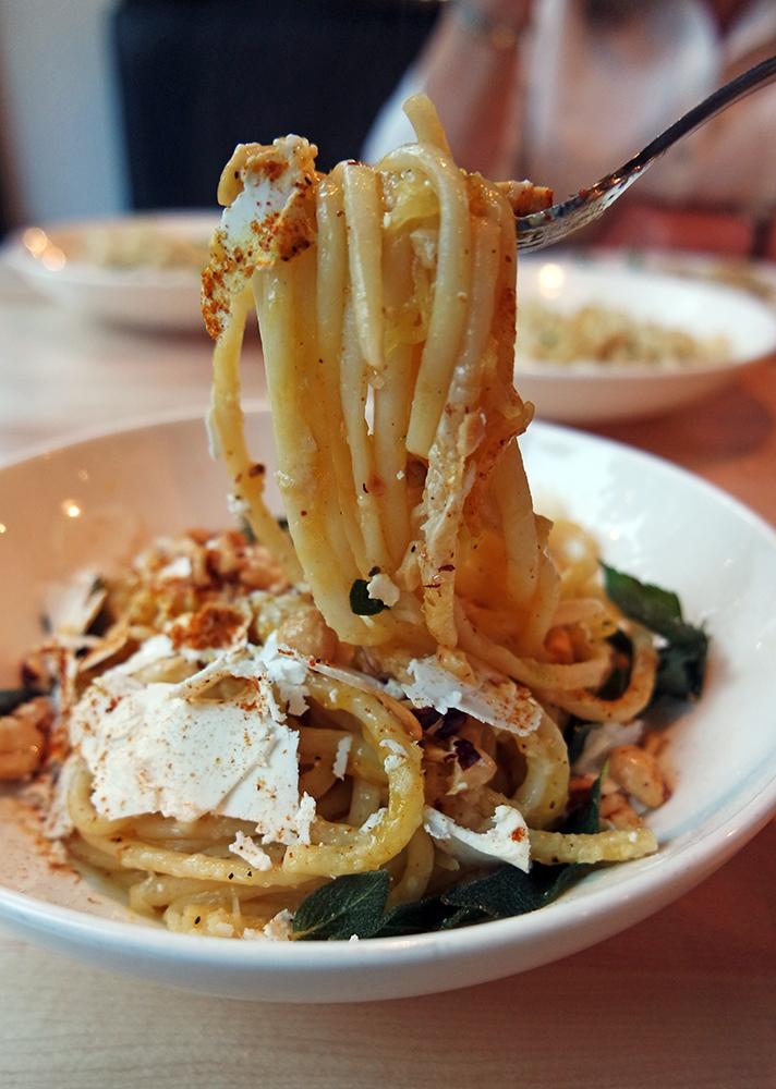Grassa, Bucatini -- Miss Foodie Problems