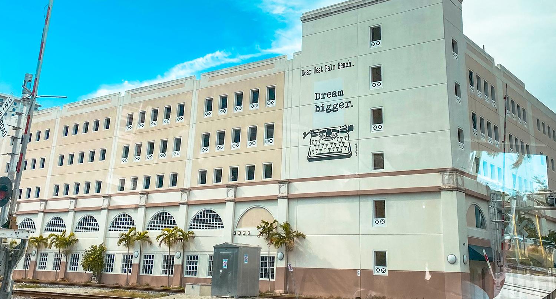 West Palm Beach Florida x Hilton Garden Inn -- Miss Foodie Problems